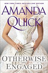 Waiting on Wednesday: Otherwise Engaged by Amanda Quick