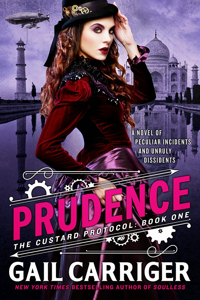 Waiting on Wednesday: Prudence by Gail Carriger