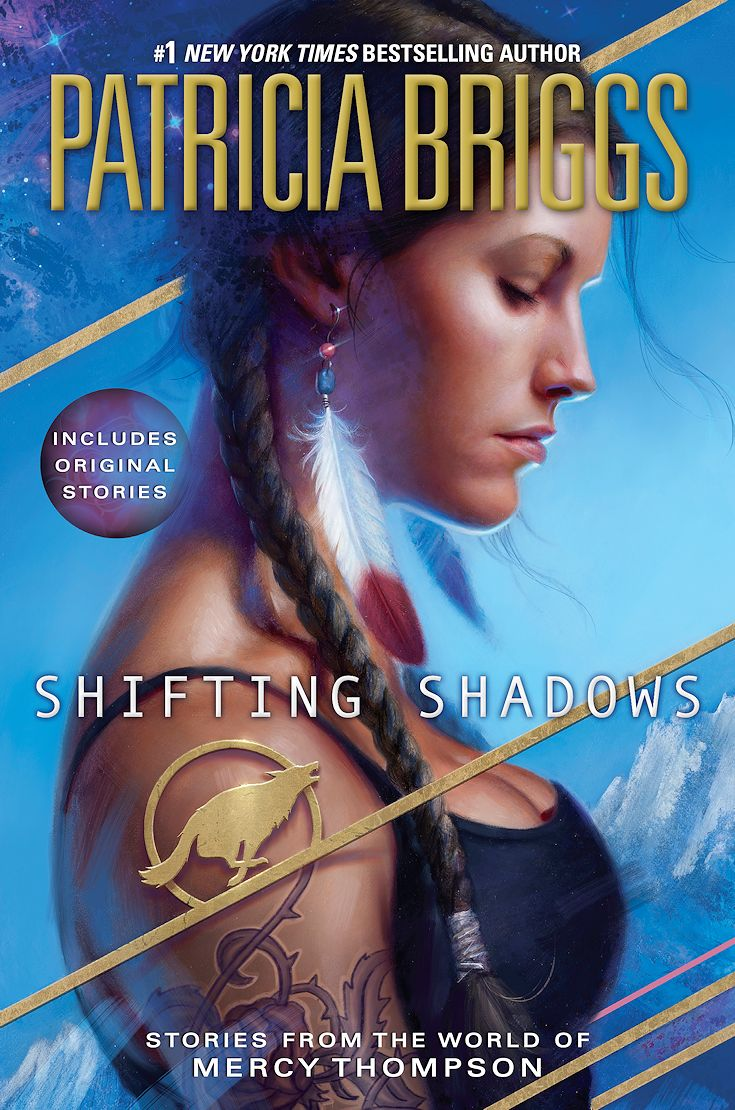 Waiting on Wednesday: Shifting Shadows by Patricia Briggs