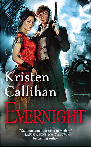 New Release: Evernight by Kristen Callahan