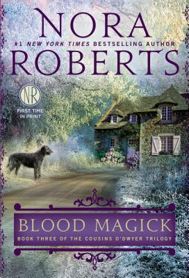 New Release: Blood Magick by NoraRoberts