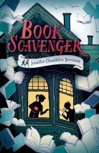 Book Scavenger Jennifer Chambliss Bertman