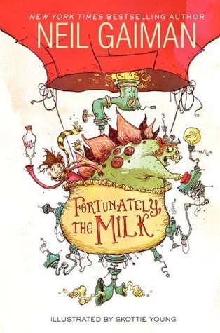 Fortunately, The Milk Coming to theScreen!