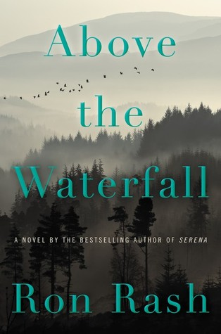 Book Review: Above the Waterfall by RonRash
