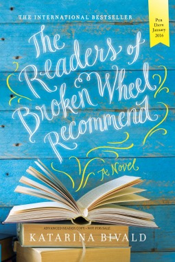 Book Review: The Readers of Broken Wheel Recommend by Katarina Bivald