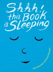 Shh this book is sleeping
