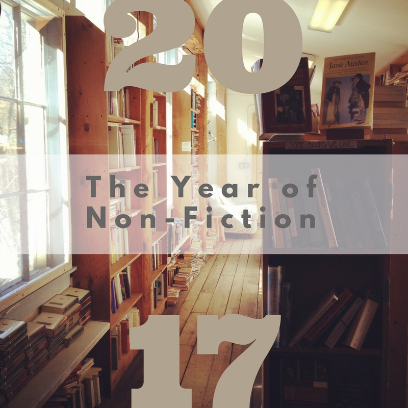 2017: The Year of Non-Fiction
