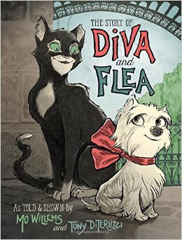 Book Review: The Story of Diva and Flea by Mo Willemstad + Tony DiTerlizzi