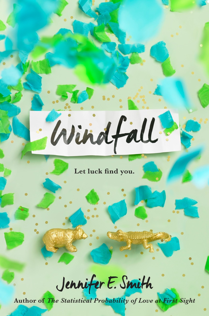 Book Review: Windfall by Jennifer E. Smith
