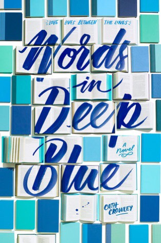 Book Review: Words in Deep Blue by CathCrowley