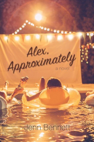 Book Review: Alex, Approximately by JennBennett