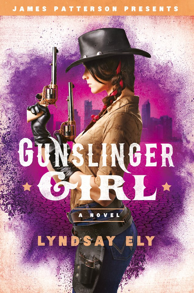 Book Review: Gunslinger Girl by Lyndsay Ely