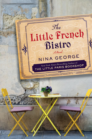 Book Review: The Little French Bistro by Nina George