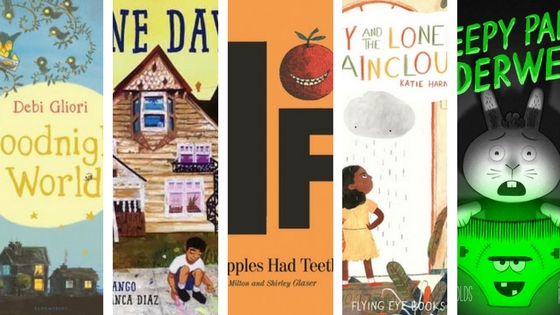 New Releases: Picture Books Published August 15, 2017