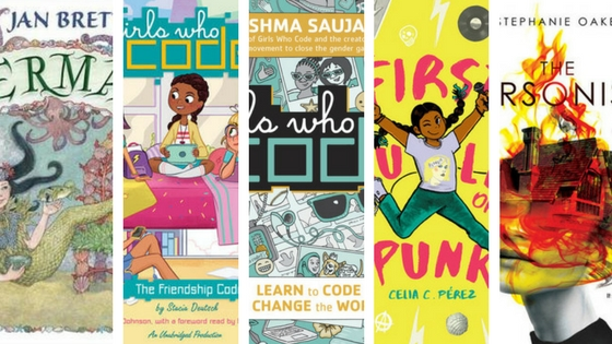 New Releases: Books Published August 22, 2017 for Children +Teens