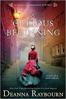 Book Review: A Curious Beginning by Deanna Raybourn