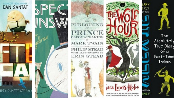 New Releases: Books Published September 26, 2017 for Children +Teens