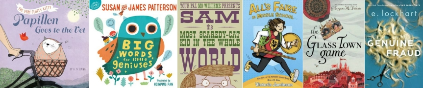 New Releases: Books Published September 5, 2017 for Children + Teens