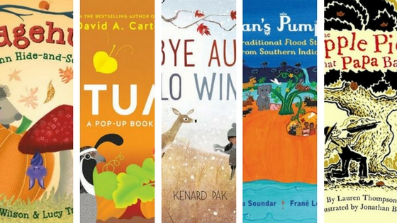 Favorite Fall Picture Books
