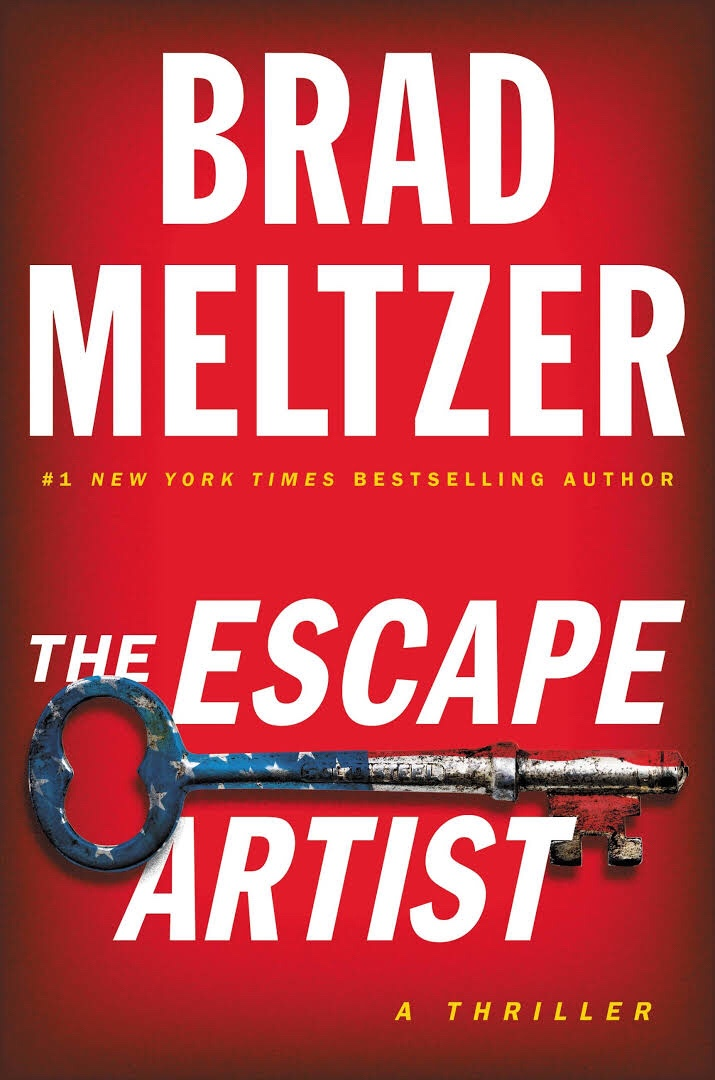 Book Review: The Escape Artist by Brad Meltzer