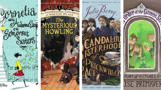 Deliciously Long and Delightful Titles of Intriguing Children's Novels