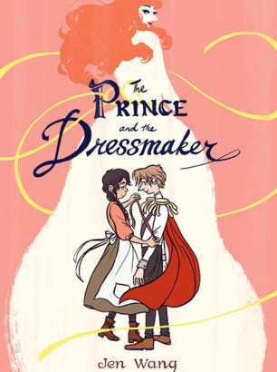 Book Review: The Prince and the Dressmaker by JenWang