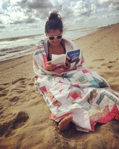 Book Beach Pic
