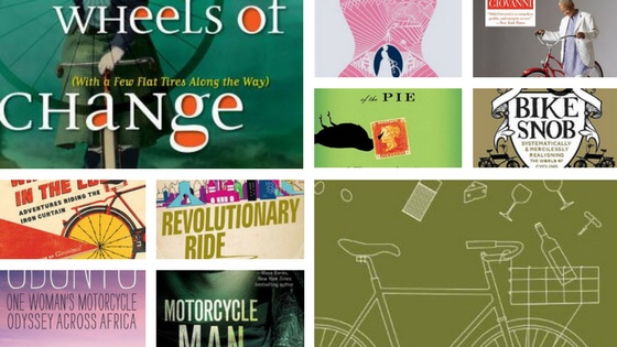 Top 10 Books About 2 Wheels