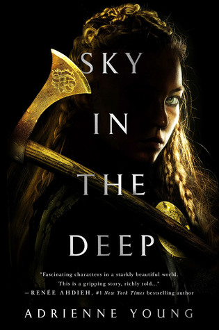 Book Review: Sky in the Deep by AdrienneYoung